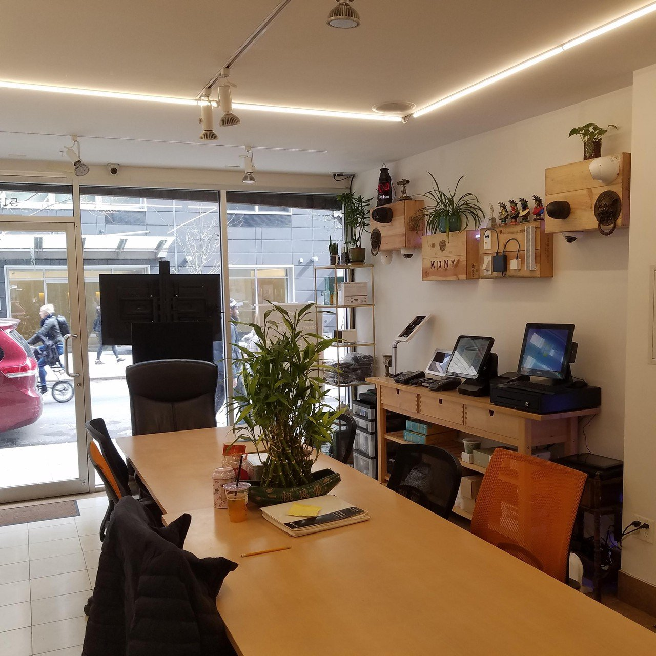 NYC  Coworking Space KDNY POS image 1