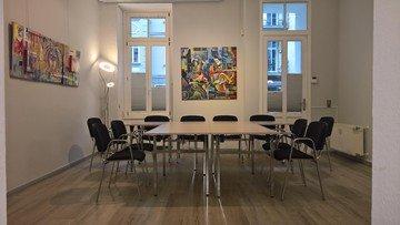 Berlin  Privat Location Seminar- und Coachingraum Berlin-Mitte image 10