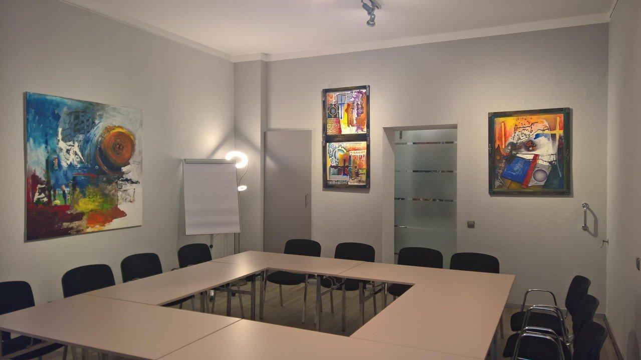 Berlin  Privat Location Seminar- und Coachingraum Berlin-Mitte image 11