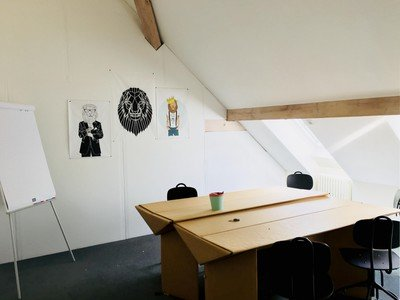 Zurich workshop spaces Salle de réunion Meeting Room - Thank God it's Monday image 1