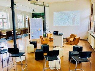 Vienna  Salle de réunion Coworking Loft image 6