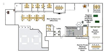 San Jose conference rooms Meetingraum YouSpace, Inc image 5