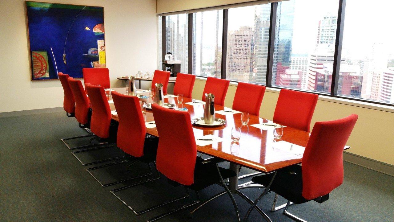 Brisbane  Meeting room IBC Queen Street image 2