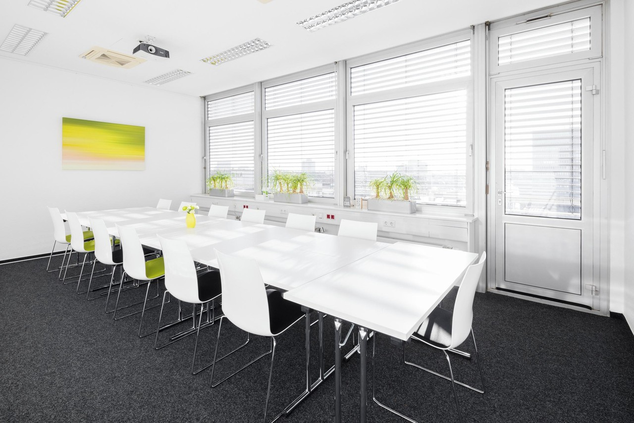 Cologne Schulungsräume Meeting room Modern and Bright Room 1 image 1