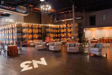 San Jose corporate event venues Industrial space Domenico Winery image 13