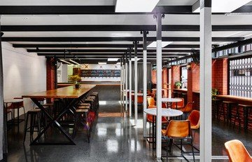 Brisbane corporate event venues Cafe Saccharomyces Beer Cafe image 2