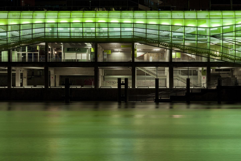 Paris corporate event venues Salle de réception Les Docks - Le Quai image 1