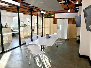 Melbourne workshop spaces Lieu Atypique Higher Spaces - Room 1 image 2