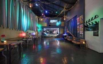 Melbourne corporate event venues Privatkino The Backlot image 5
