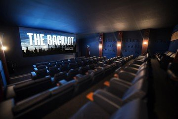 Melbourne corporate event venues Screening room The Backlot image 6