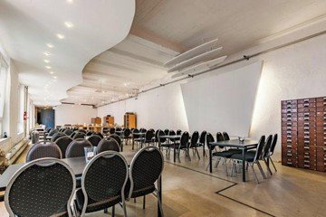 Nuremberg corporate event venues Salle de réception Kitchenstudio image 1