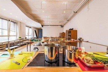 Nuremberg corporate event venues Salle de réception Kitchenstudio image 2