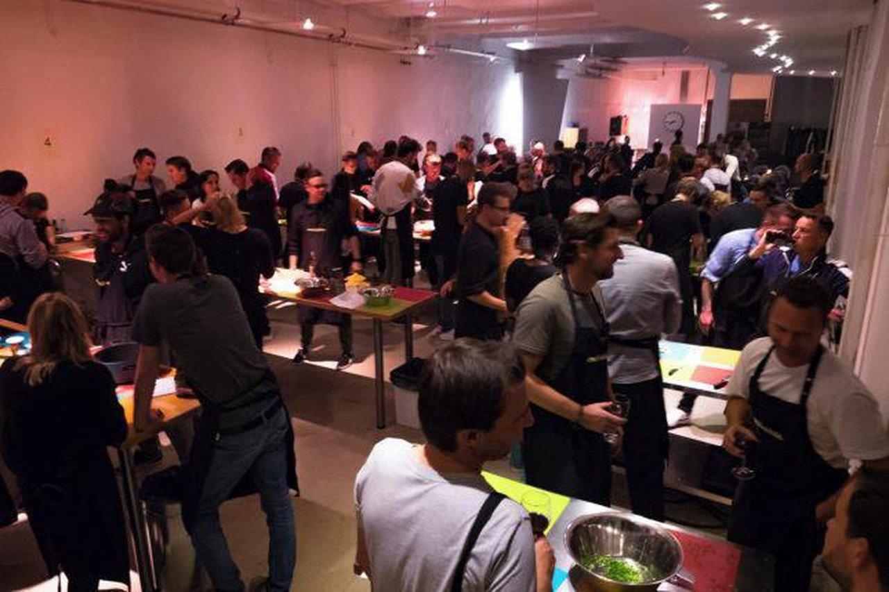 Nuremberg corporate event venues Salle de réception Kitchenstudio image 0