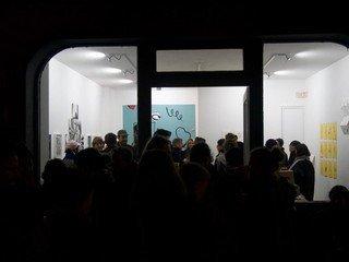 Berlin  Galerie Weserhalle image 1