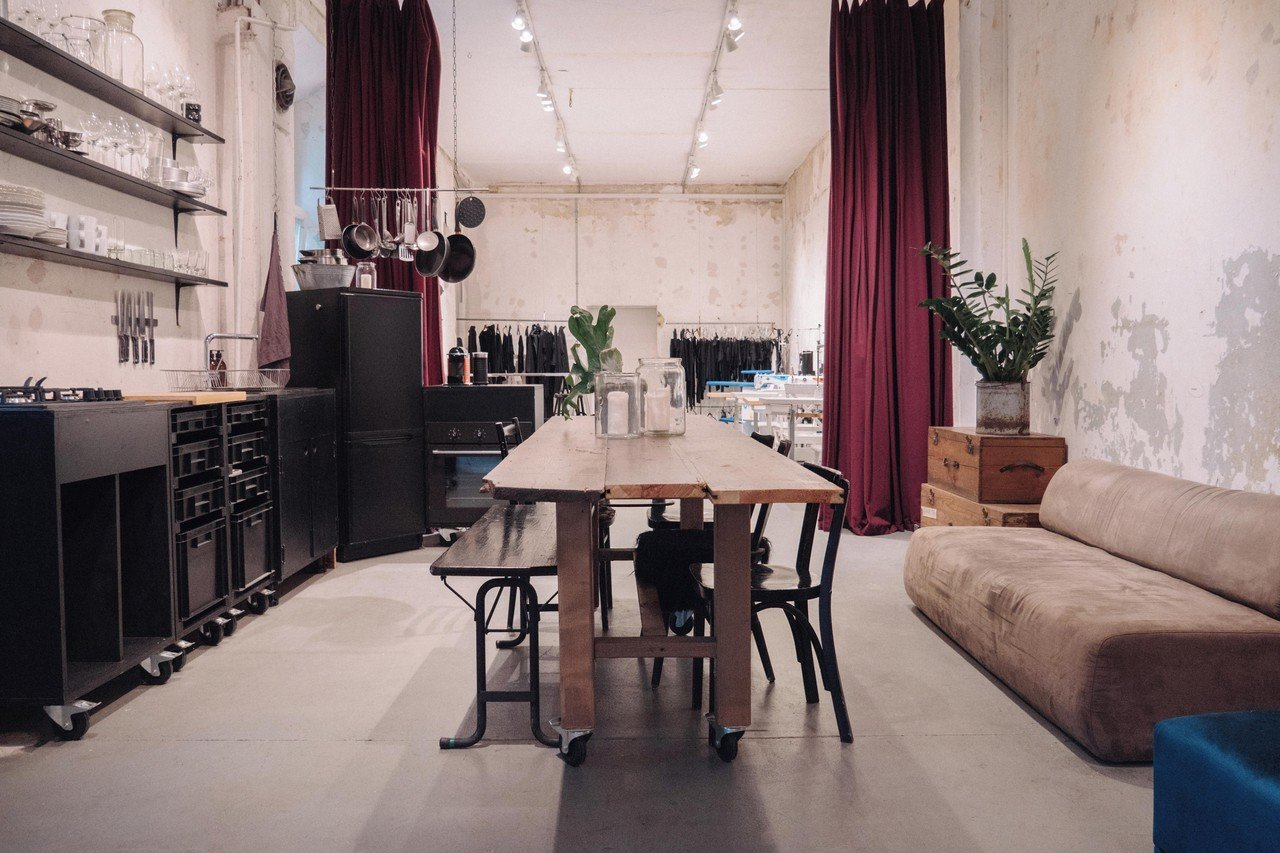Berlin  Studio Photo Industrial artistic studio image 7