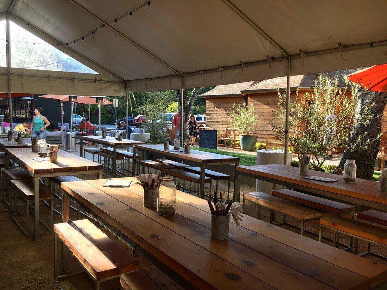 San Jose corporate event venues Restaurant Morgan Brown image 3