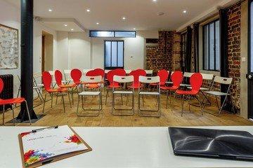 Paris Salles de formation  Meetingraum La Villa des Createurs image 23