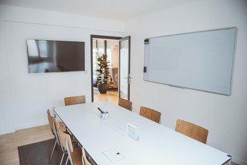 Paris Salles de séminaire Meetingraum Meeting Room for 8 people Near Etoile -patchwork image 6