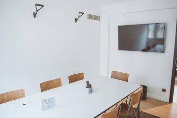 Paris  Meetingraum Salle de Réunion de 8 personnes à proximité de l'Etoile image 2