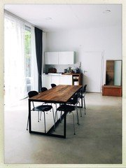 Düsseldorf  Salle de réunion Thinktank Oase mit stylischem Hof und Dachterrasse image 13