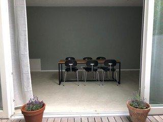 Düsseldorf  Meetingraum Thinktank Oase mit stylischem Hof und Dachterrasse image 13