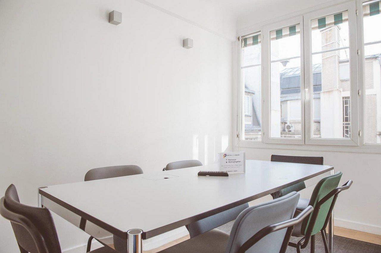Paris  Meetingraum Meeting Room de 6 personnes dans le 16 ème image 0