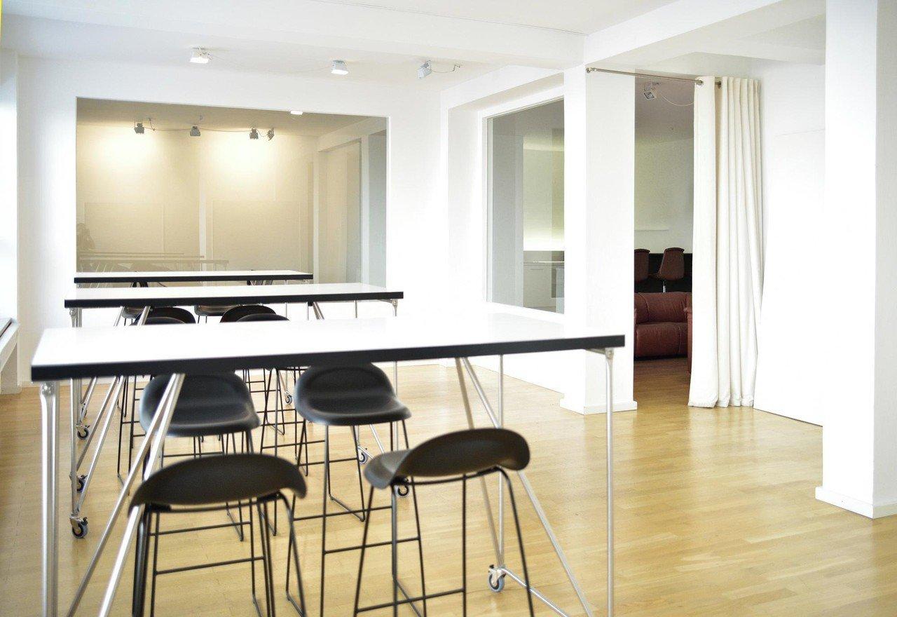 München  Meetingraum City Loft München Maxvorstadt / Design Thinking Space image 15