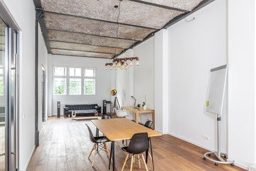 Berlin  Meetingraum Flexibles Workshop-Loft im Industrie-Design image 1