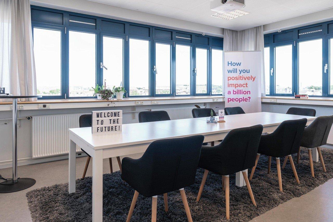 Kopenhagen workshop spaces Meetingraum SingularityU Nordic / Limitless image 4