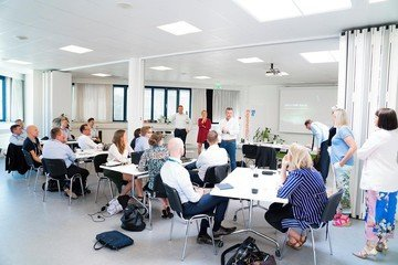 Copenhagen seminar rooms Meeting room SingularityU Nordic / 10x image 3