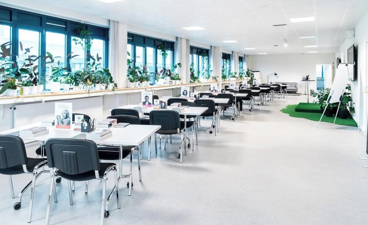 Copenhagen conference rooms Meeting room Abundance image 0