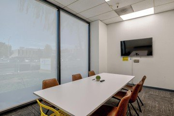 Sunnyvale workshop spaces Meetingraum One Piece Work - Palo Alto Glassed Meeting Room image 0