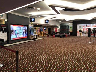 Brisbane  Auditorium HOYTS Cinemas - Stafford image 1
