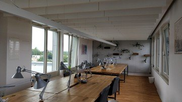 Berlin  Coworking Space MietWerk Potsdam  #Hbf #OneSpace image 1