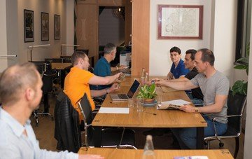 Paris training rooms Meetingraum Meeting room N°4 (30 persons) image 1
