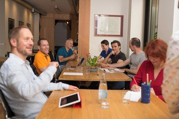 Paris training rooms Meetingraum Meeting room N°4 (30 persons) image 0