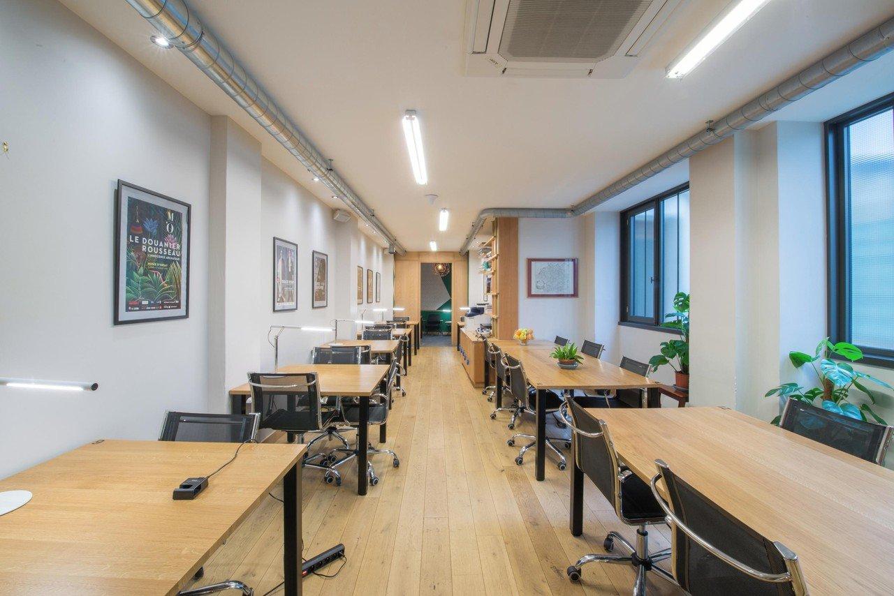 Paris training rooms Meetingraum Meeting room N°4 (30 persons) image 4