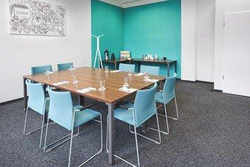 Berlin seminar rooms Meetingraum Hyperion Siriusfacilities image 2