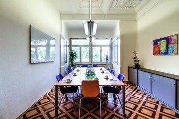 Mannheim seminar rooms Meeting room Calypso Siriusfacilities image 3