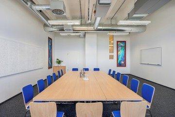München seminar rooms Meetingraum Europa München Siriusfacilities image 5