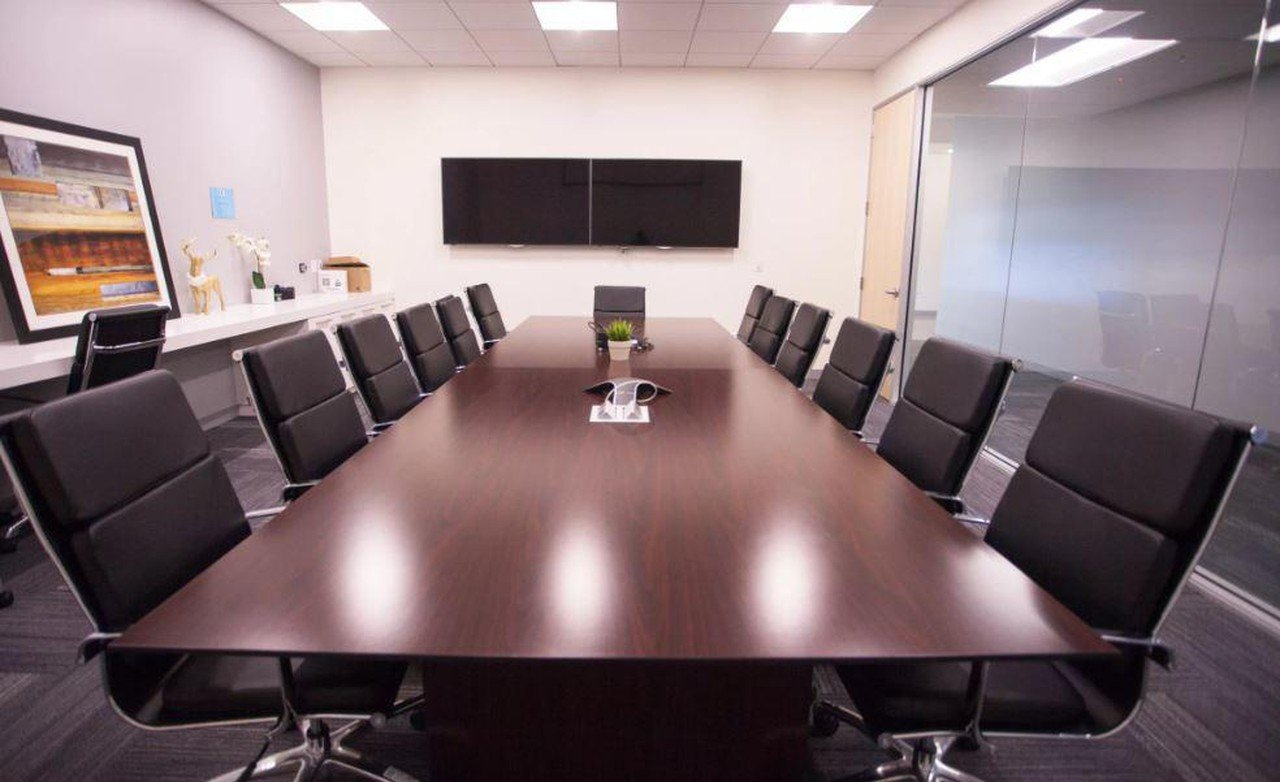 Sunnyvale conference rooms Meeting room ZGC - State of the Art Boardroom image 1