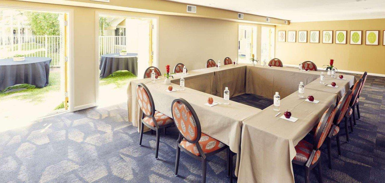 Sunnyvale conference rooms Meetingraum Hotel Avante - Boardroom (CA) image 0