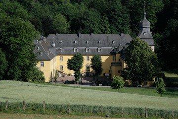 Dortmund  Historische Gebäude Kleiner Saal Schloss Melschede image 2