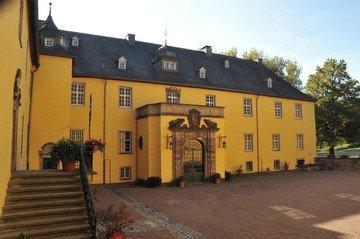 Dortmund  Historische Gebäude Kleiner Saal Schloss Melschede image 1