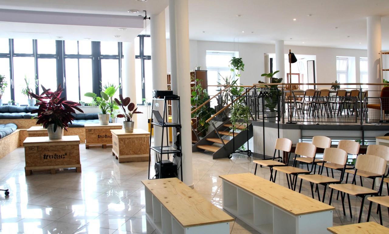 Leipzig training rooms Außergewöhnlich Wunderschöner Event Space image 0