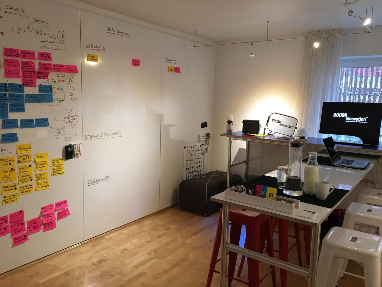 München  Meetingraum DesignWorks Space image 0