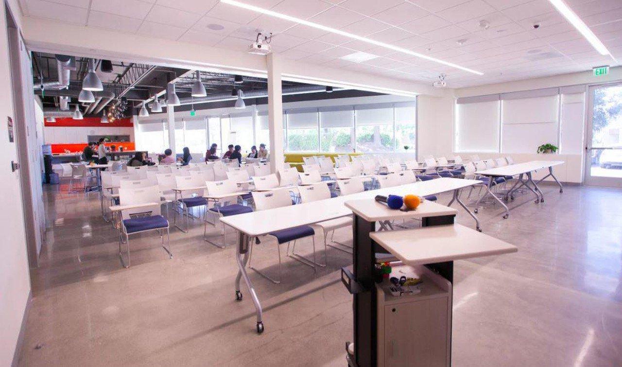 San Jose seminar rooms Industrial space ZGC -Pitch Room (CA) image 5
