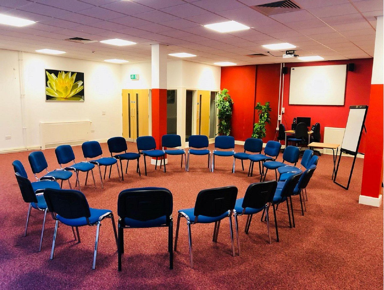 Birmingham  Meetingraum Lets Talk Business image 2