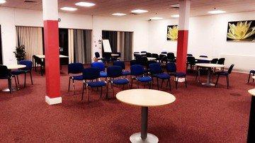Birmingham  Meetingraum Lets Talk Business image 4