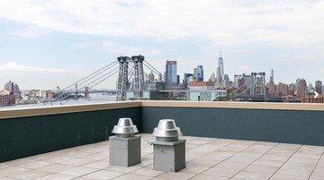 NYC  Terrasse Stunning Manhattan skyline image 0